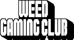 Weed Gaming Club Logo