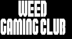 Weed Gaming Club Logo